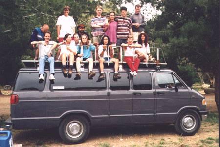 De groeps foto, 1995