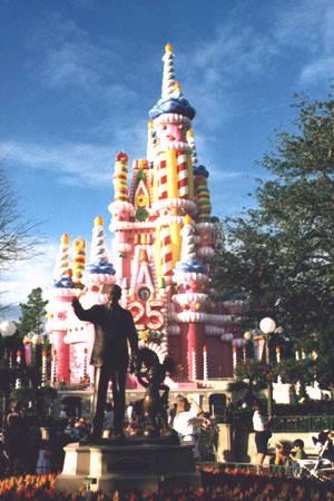 Het kasteel van Assepoester